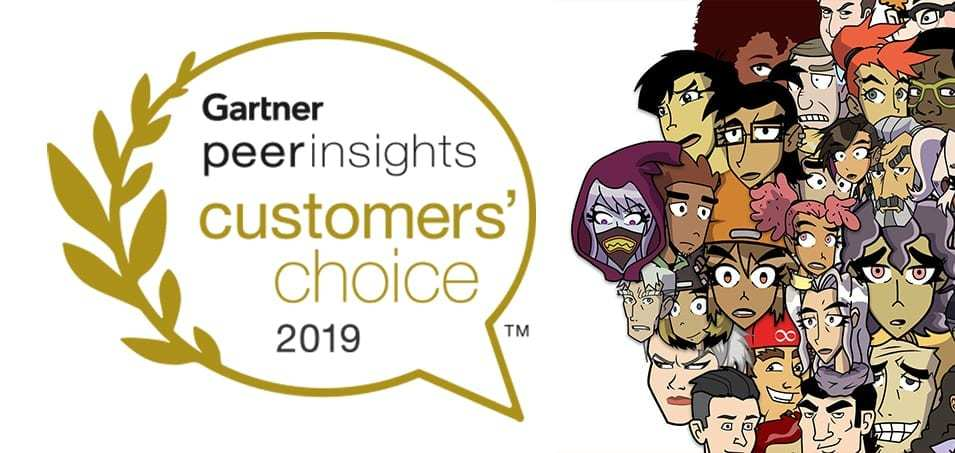 Gartner Peer Insights Customer Choice 2019